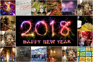 New Year Collage